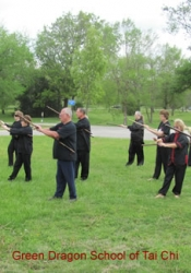 Green Dragon School of Tai Chi