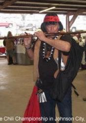 State Chili Championship, Johnson City, TX